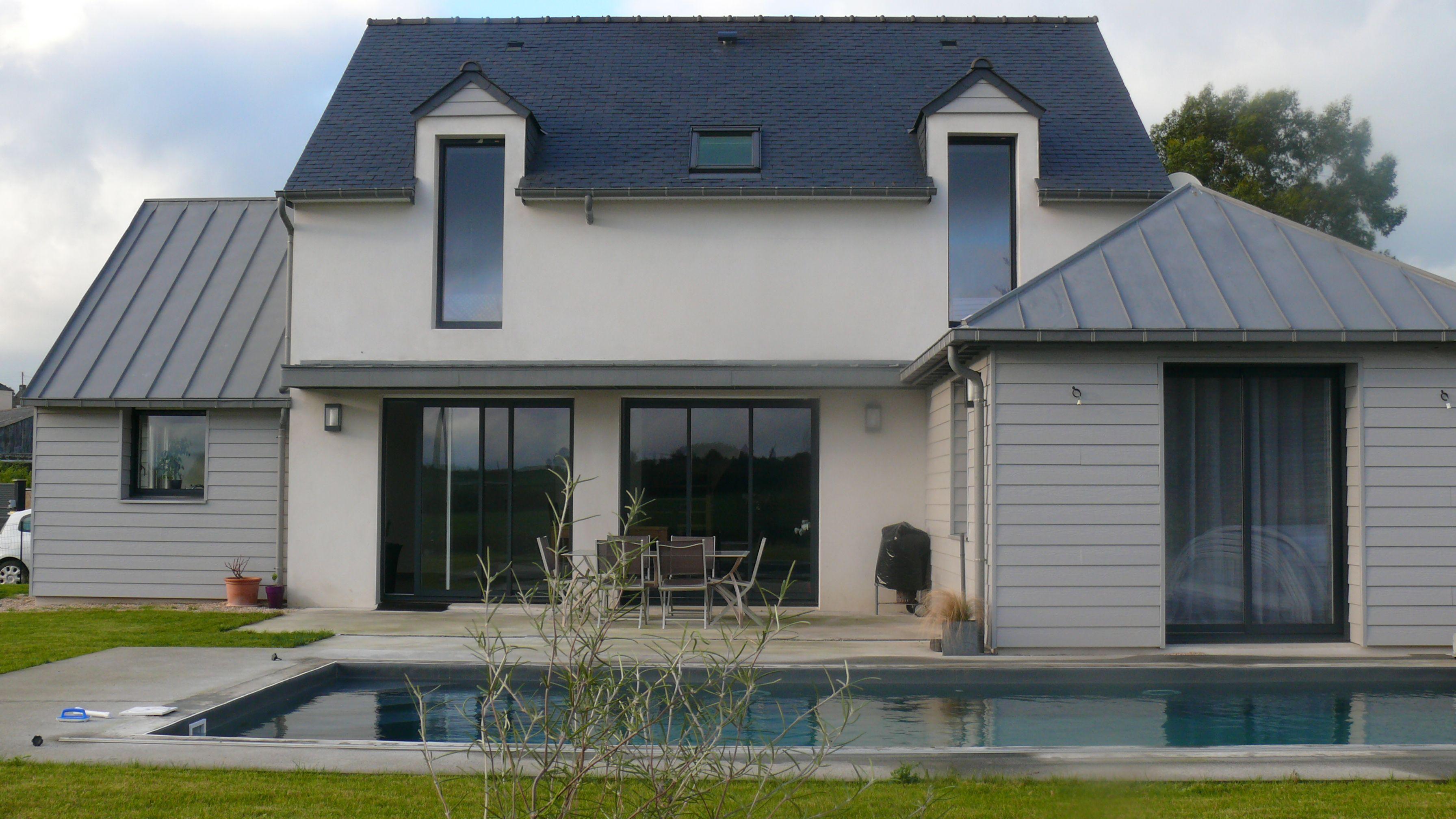 Constructeur Maison Neuve Ille Et Vilaine vente maison d'architecte avec piscine à saint-malo | vente