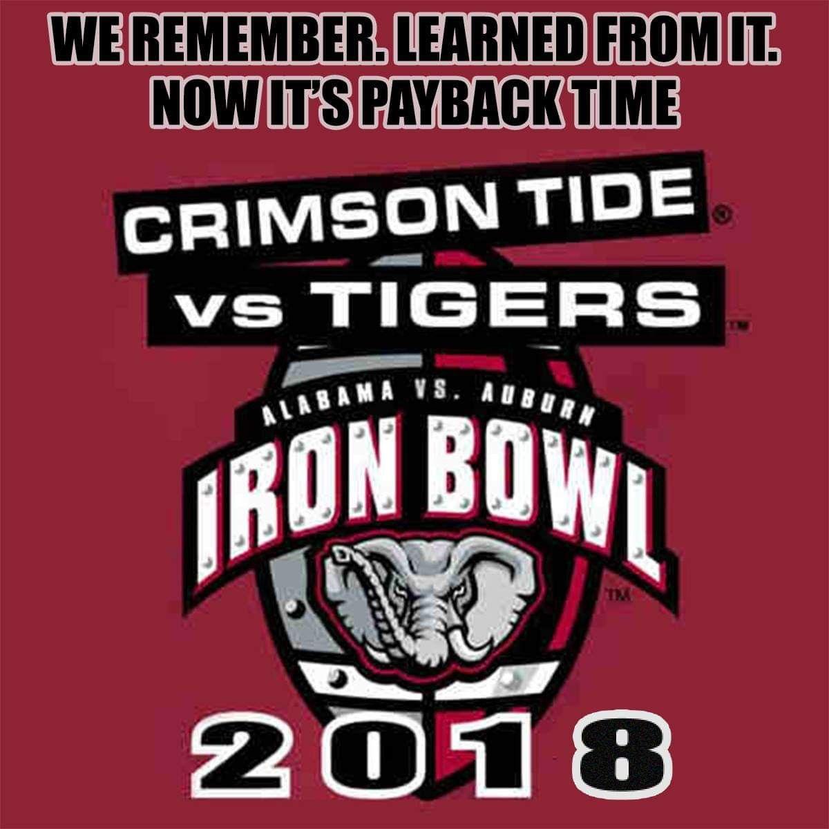Pin by JG on Bama 2018 Alabama crimson tide football