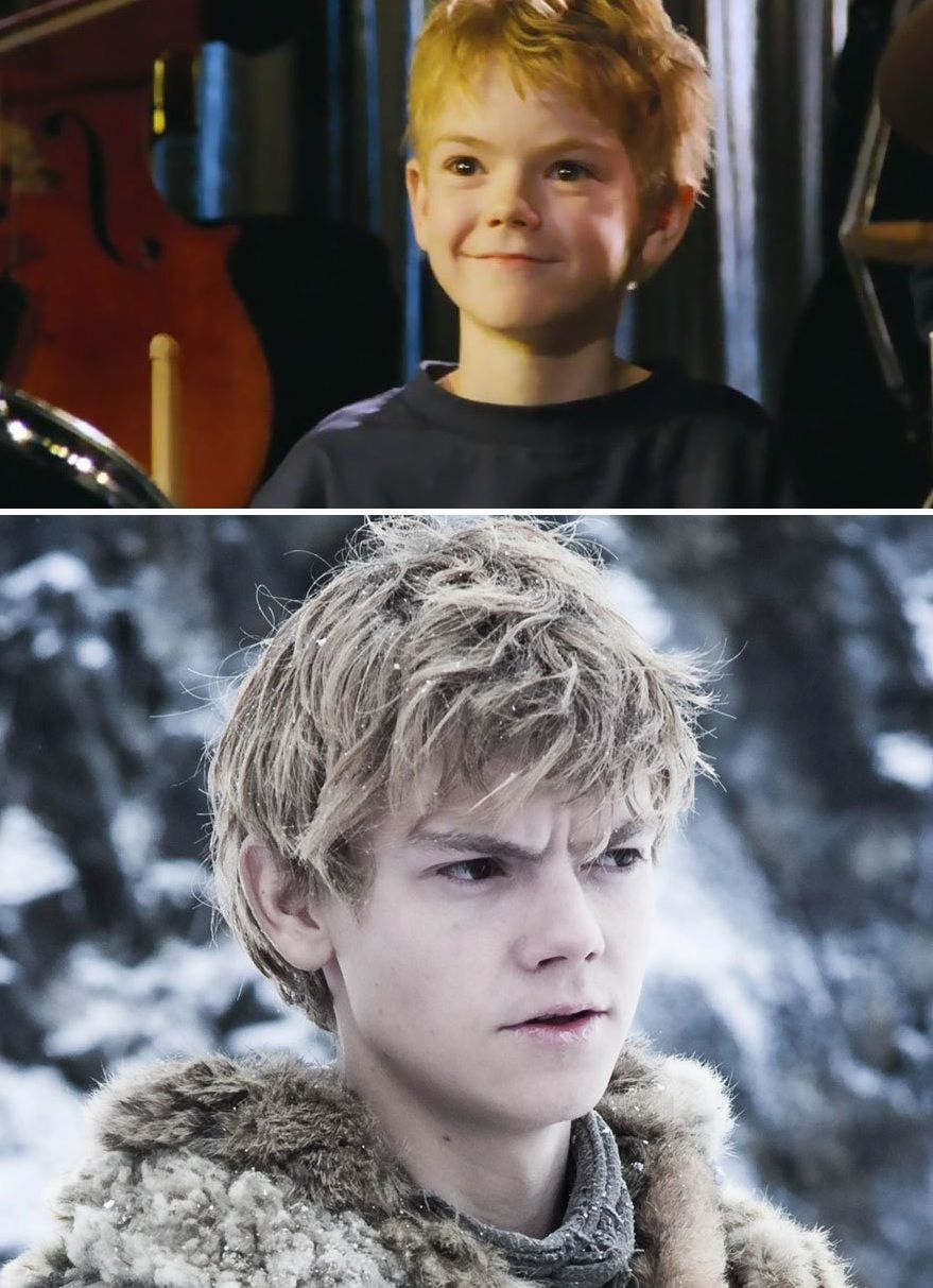 Watch Thomas Sangster (born 1990) video