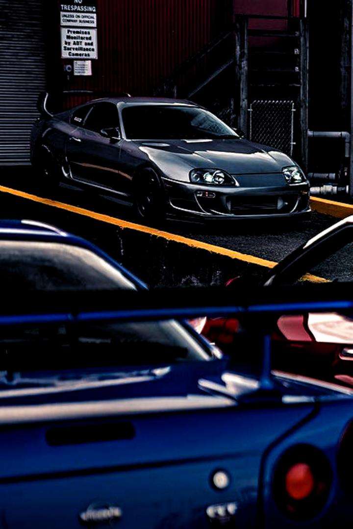 Hyper Caine Toyota Supra C Hc Cars In 2020 Toyota Supra Street Racing Cars Dream Cars