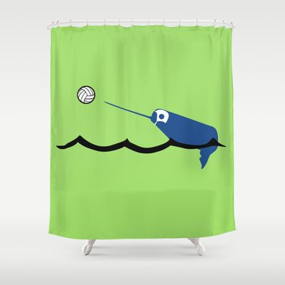 Cute I Need This Water Polo Design Shower