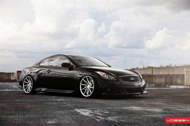 Vossen Wheels Tires Authorized Dealer Of Custom Rims Infiniti G37 Infiniti Infiniti G37s
