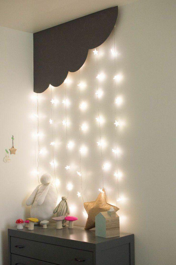 led lichterkette sorgt f r eine verlockende atmosph re 25 dekoideen f r innen und au en. Black Bedroom Furniture Sets. Home Design Ideas