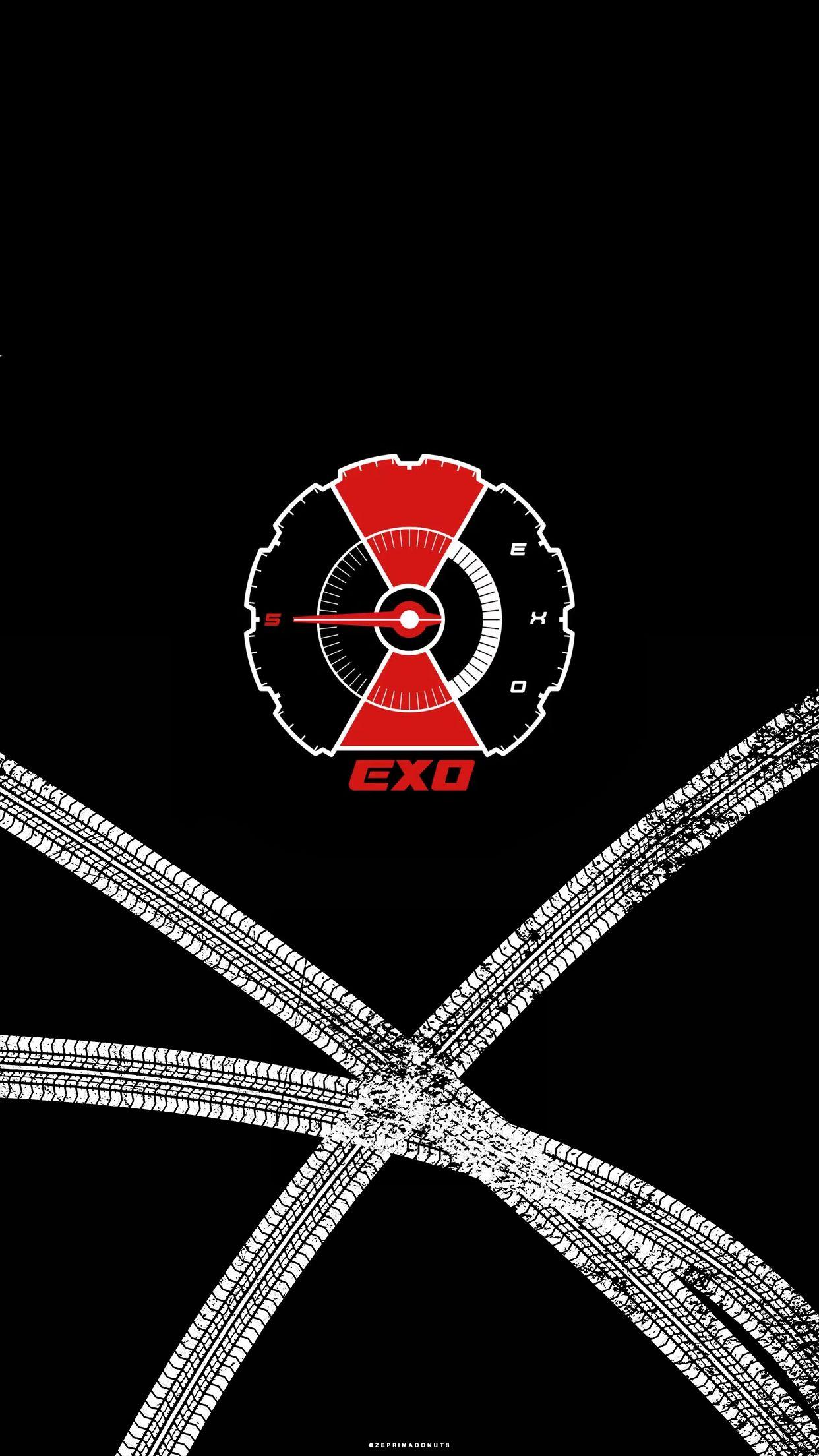 Pin By Quack Soo On Sm Entertainment Exo Exo Lockscreen Exo Ot12