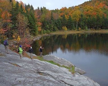 Fall Foliage Hiking In Vermont S Green Mountain National Forest