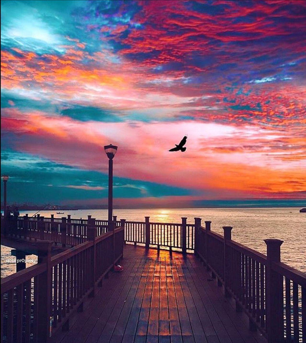 Pin By Sofiya Aleksandrova On Sunsets Beautiful Landscapes Landscape Photography Nature Pictures
