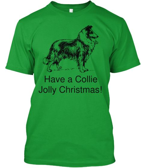Have a Collie Jolly Christmas!