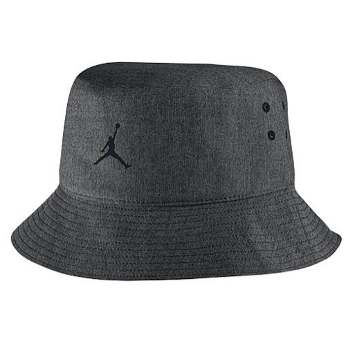 5ce864d5a33c9f Jordan 23 LUX Bucket Hat – Men's – Black / Grey | jordan in 2019 ...