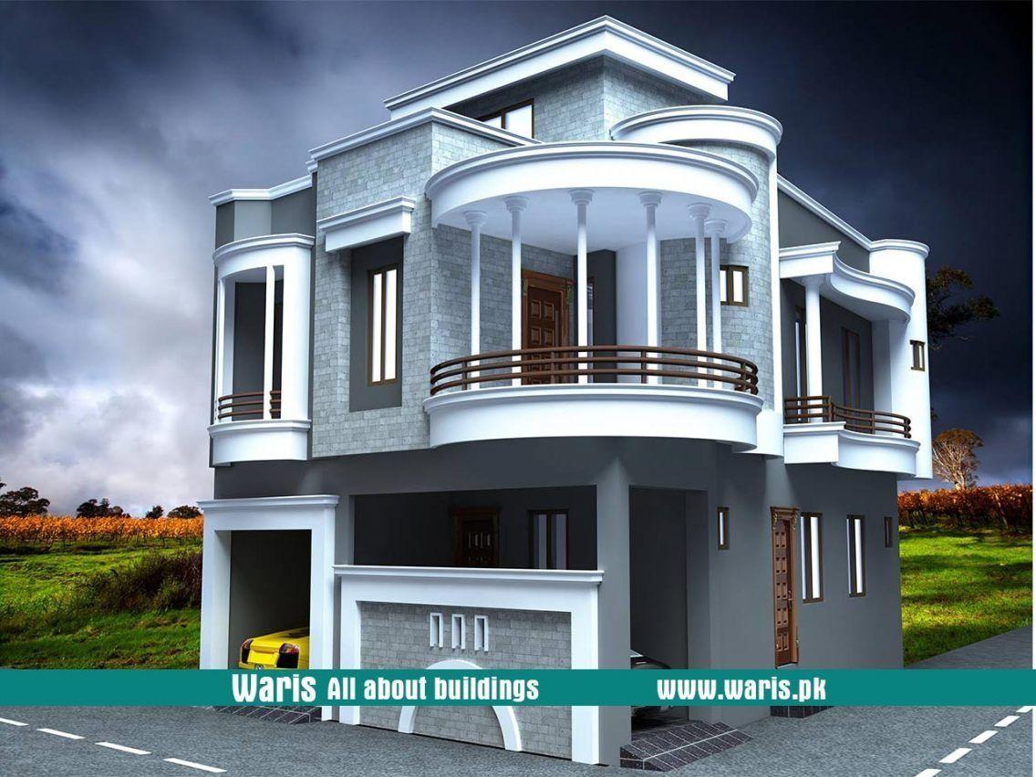Inspiring Home Design Ideas In Pakistan 28 In 2020 Village House Design Two Story House Design House Designs Exterior