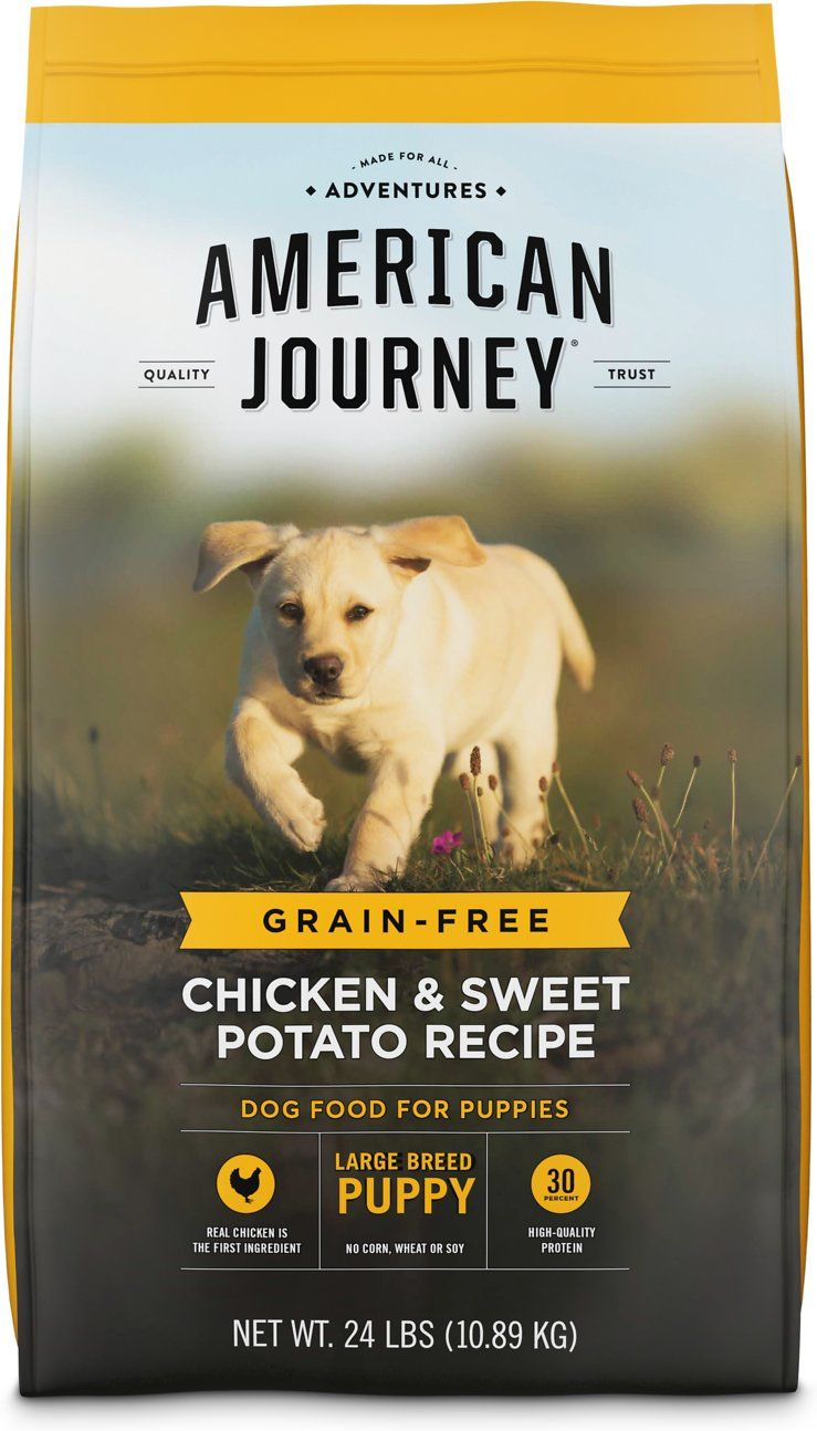 American Journey Chicken Amp Sweet Potato Recipe Grain Free Large