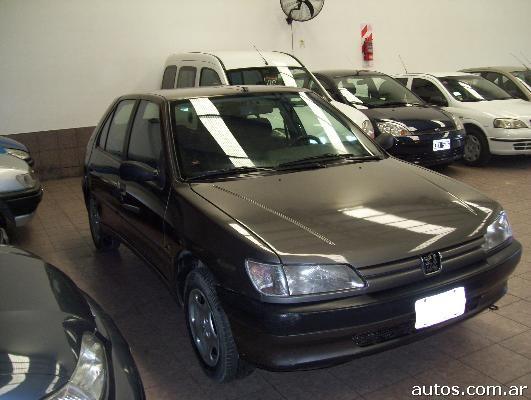 Peugeot 306 18