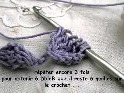 Réalisation d'une chaînette pour collier écharpe