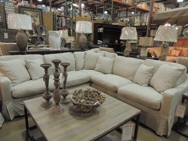 Karlee Linen Sectional Furniture Sectional Sofa Living Room