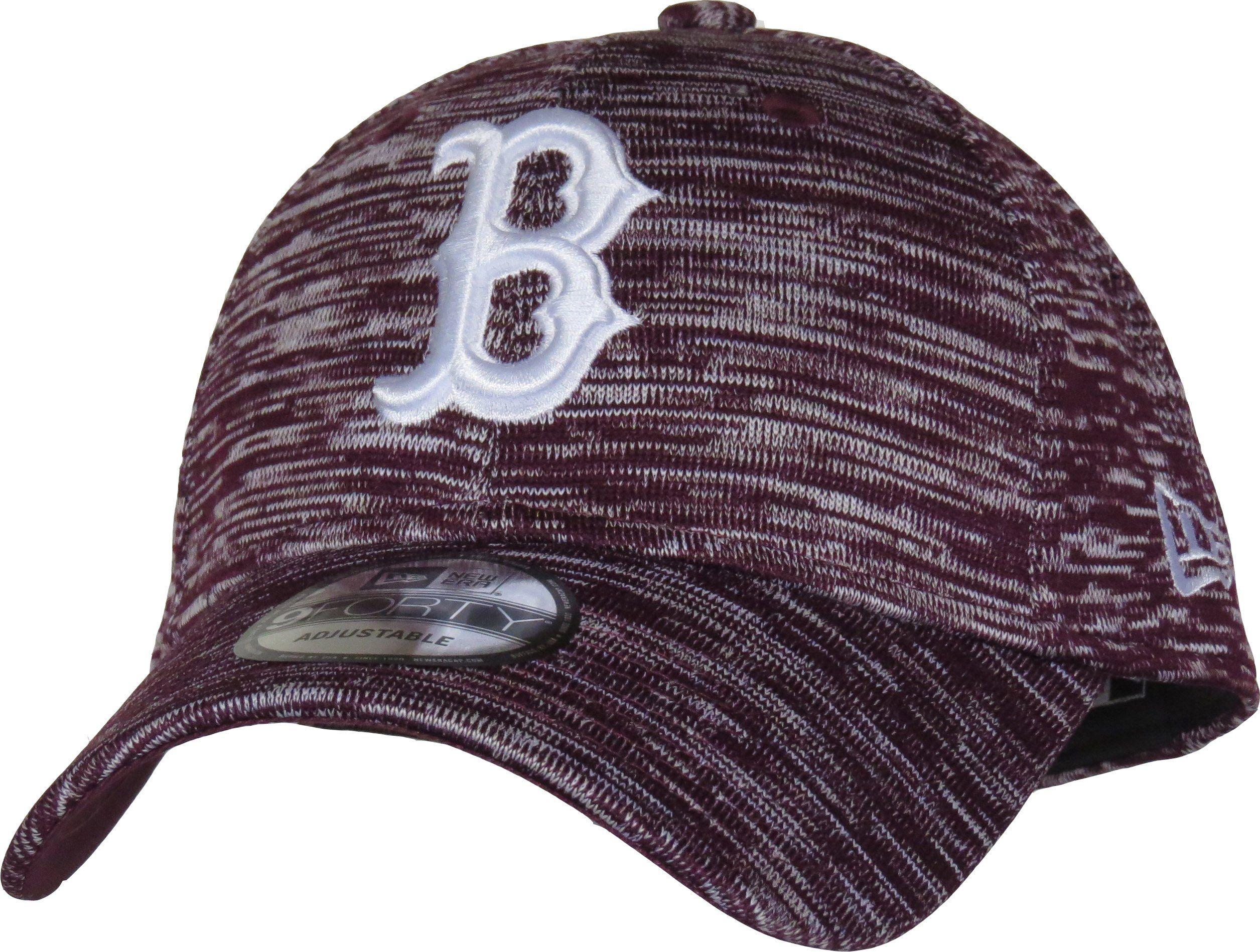 2ce722ab4c7 Boston Red Sox New Era 940 Engineered Fit Maroon Baseball Cap – lovemycap