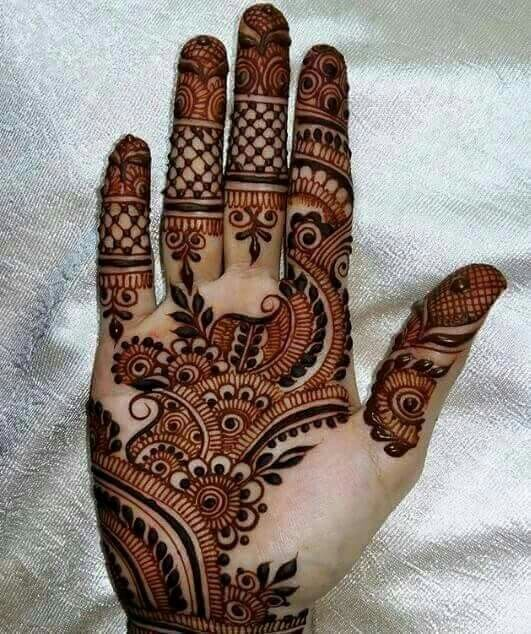 Arabic Mehndi Design For Men: Mehandi Designs