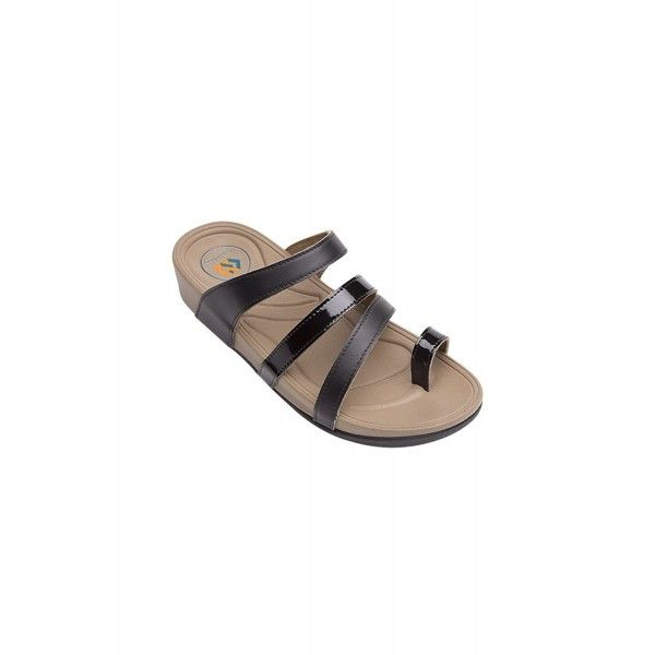 519e4c0a382e28 Women's Shoes, Sandals, Flip-Flops, Comfortable and Walk Support Lady Outdoor  Sandal- Genuine Leather Finger Strap Flip Flop - Black - CI1807C0CR7  #fashion ...