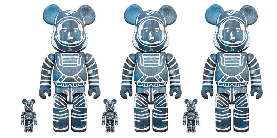 51c4a82a Billionaire Boys Club & FDMTL Team Up for a Medicom Toy BE@RBRICK ...