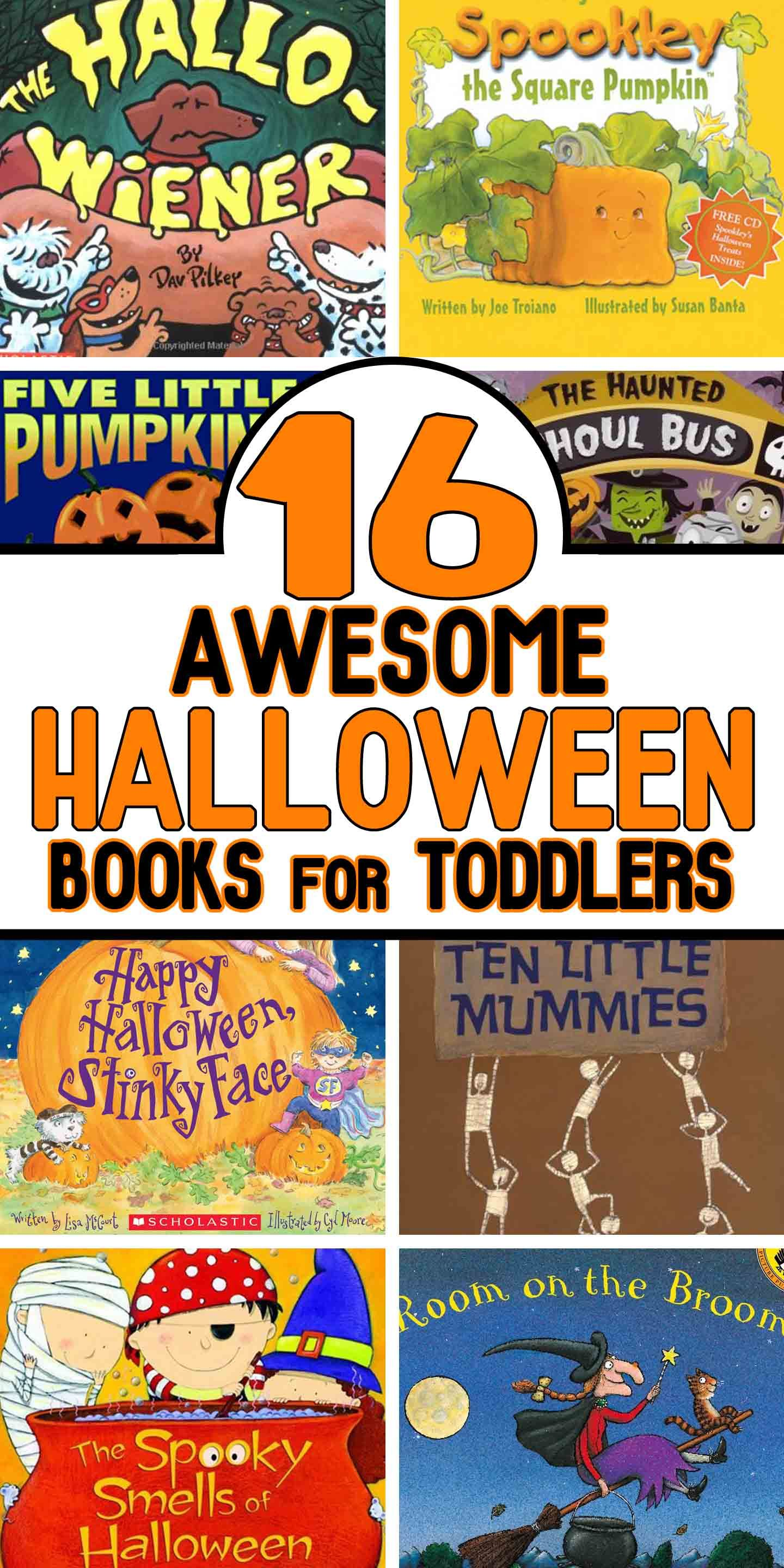 16 perfect halloween books for toddlers all things preschool