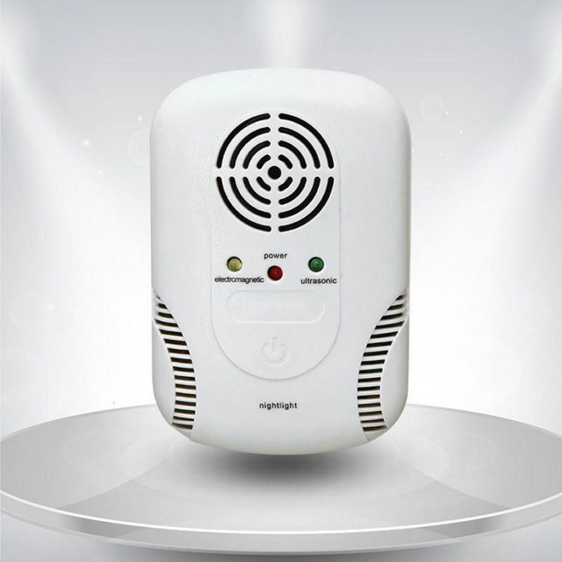 Ultrasonic Pest Repellent Electronic Pest Control Plug In