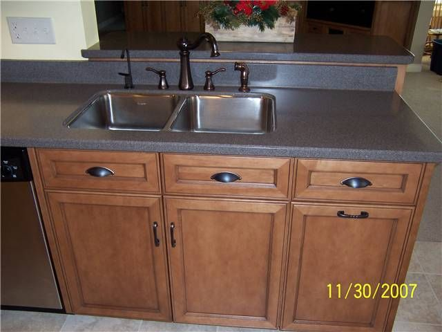 Countertop Styles Materials Ds Woods Custom Cabinets Decatur