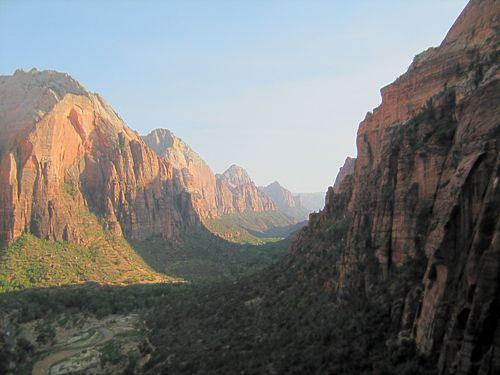 Zion National Park (Photoshopped)