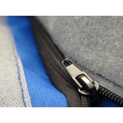 Photo of Beanbag with inner bag for indoor and outdoor 180 x 230 cm blue BelianiBeliani