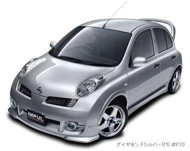 Nissan March Micra Impul Cute Cars Pinterest Nissan