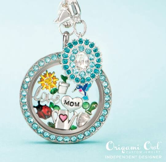 What's Her Story??  #spring #summer #mom #flowers #memories #love #jewelry #fashion #giftforher #origamiowl