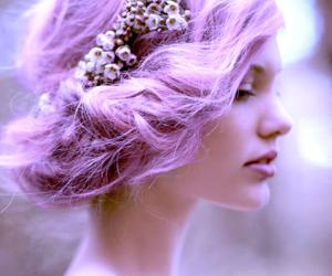 lavender locks - absolutely lovely!