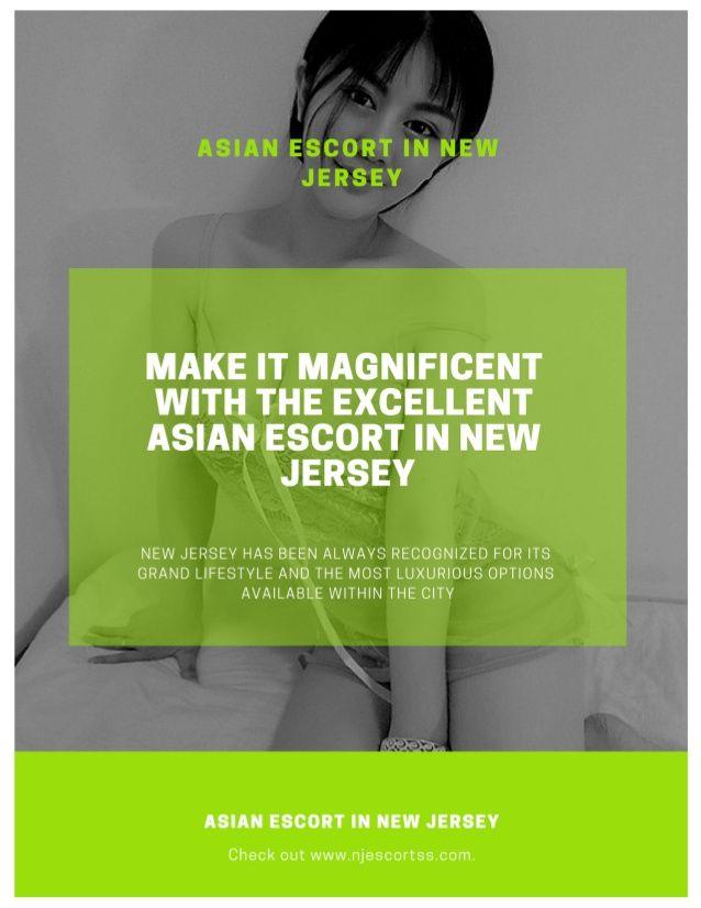 Asian escort jersey new