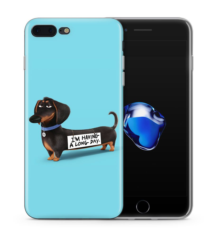 sausage dog iphone 8 case