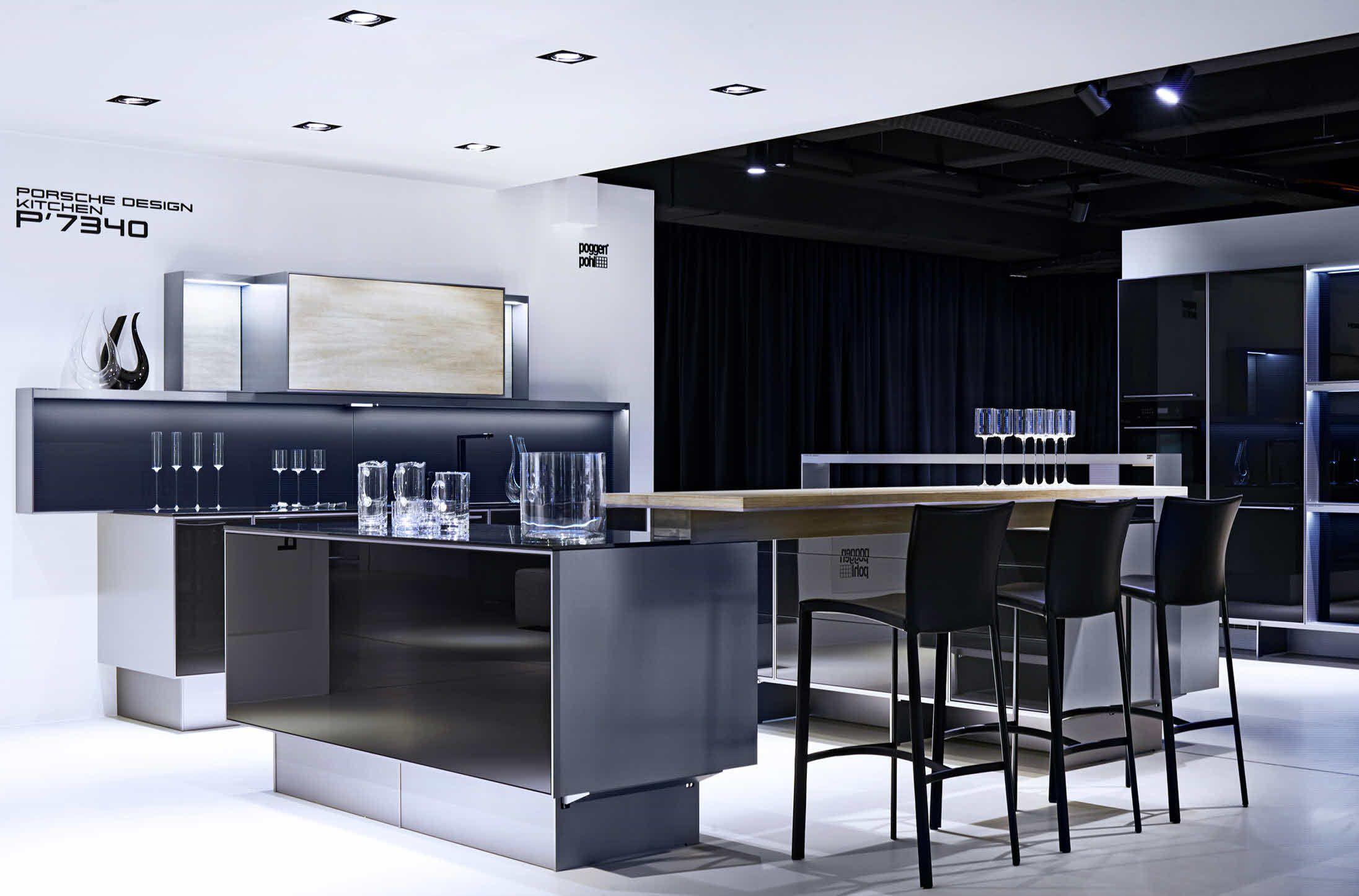 Poggenpohl_Porsche_Design_küche Kitchen solutions