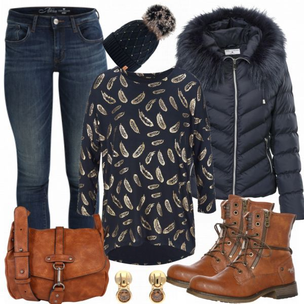 Photo of Federleicht Damen Outfit – Komplettes Herbst-Outfit günstig kaufe