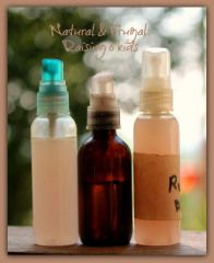 Homemade Hand Sanitizer Deodorant All Natural Deodorant