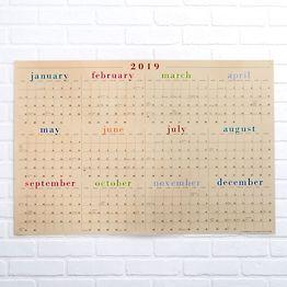 February 2019 Calendar Paper Source 2019 Calendars   Wall & Desk Calendars | Paper Source | NYU '23 in
