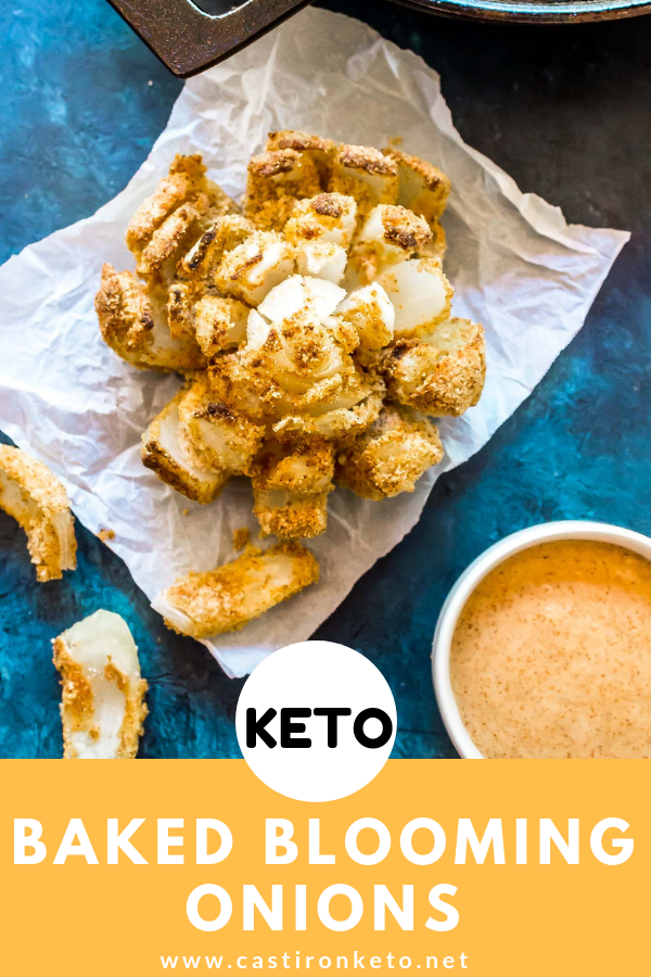Keto Blooming Onion #lowcarbrecipes