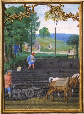 Latin plowing
