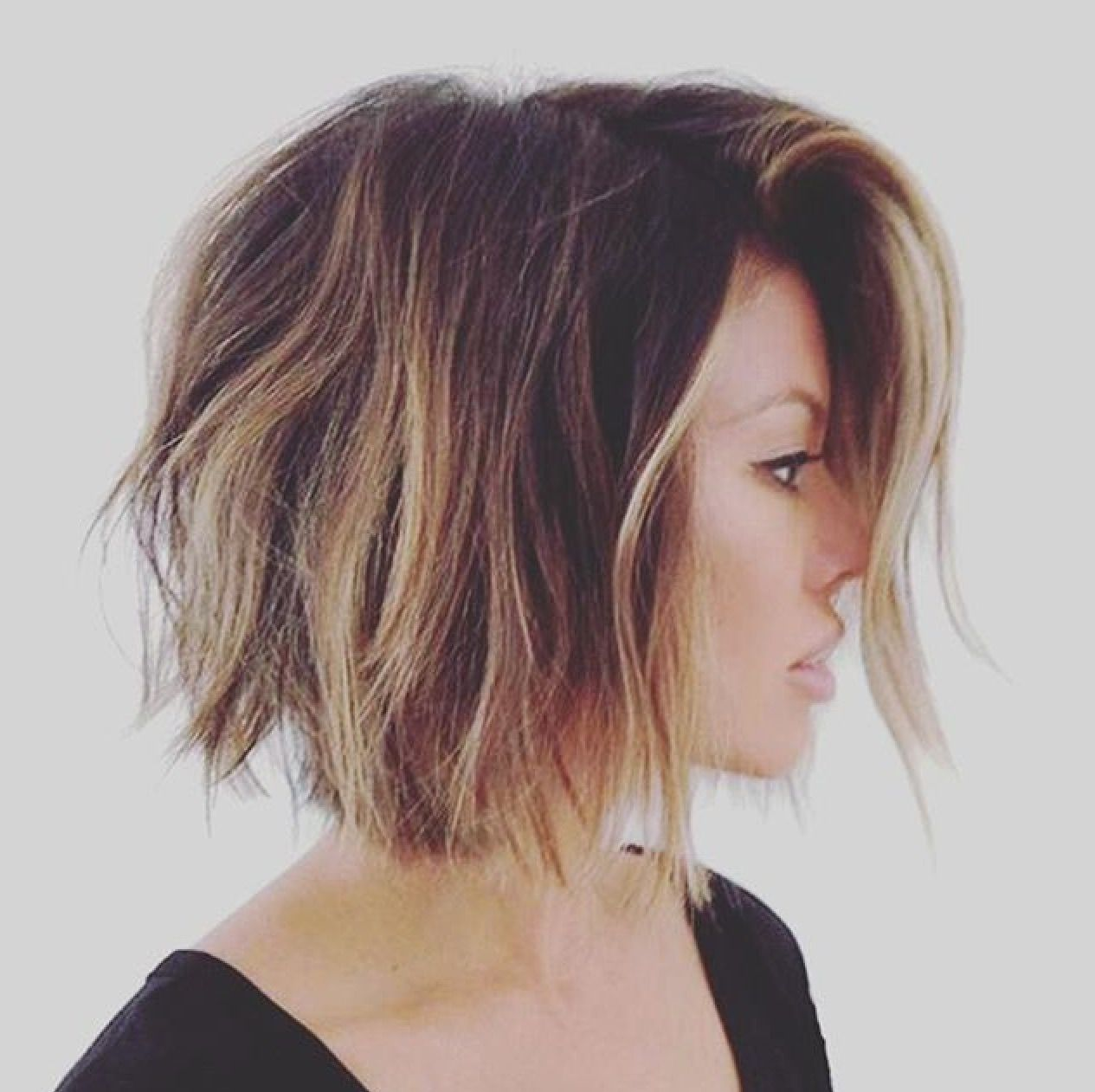 Pin by candace mcarthur on hair pinterest hair cuts bobs and