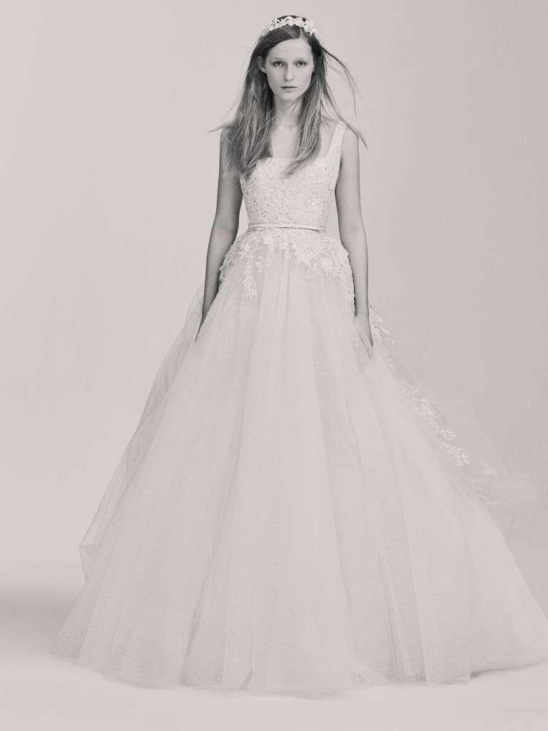 Vestidos de novia Elie Saab: fotos colección 2017 - Vestido estilo ...