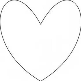 Primitive Heart Outline Bing Images Template Ankle Tattoo Cricut