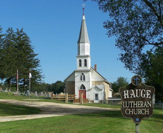 Hauge Lutheran Church Decorah Iowa Church Decorah Iowa Place Of Worship