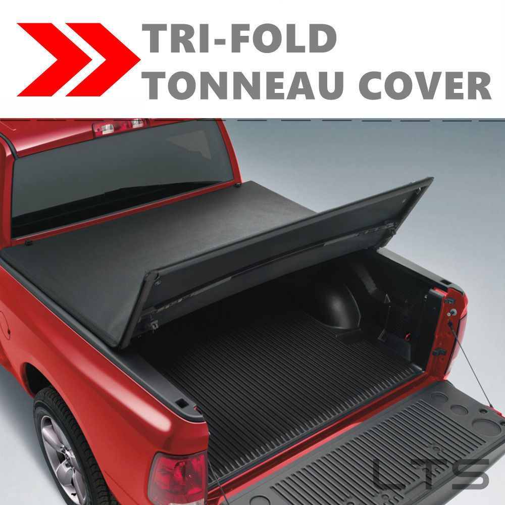Lock Soft TriFold Tonneau Cover Tonno Cover FOR 0517
