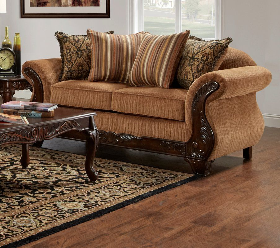 Best Just Want To Weissinger Loveseat By Astoria Grand Modern 400 x 300