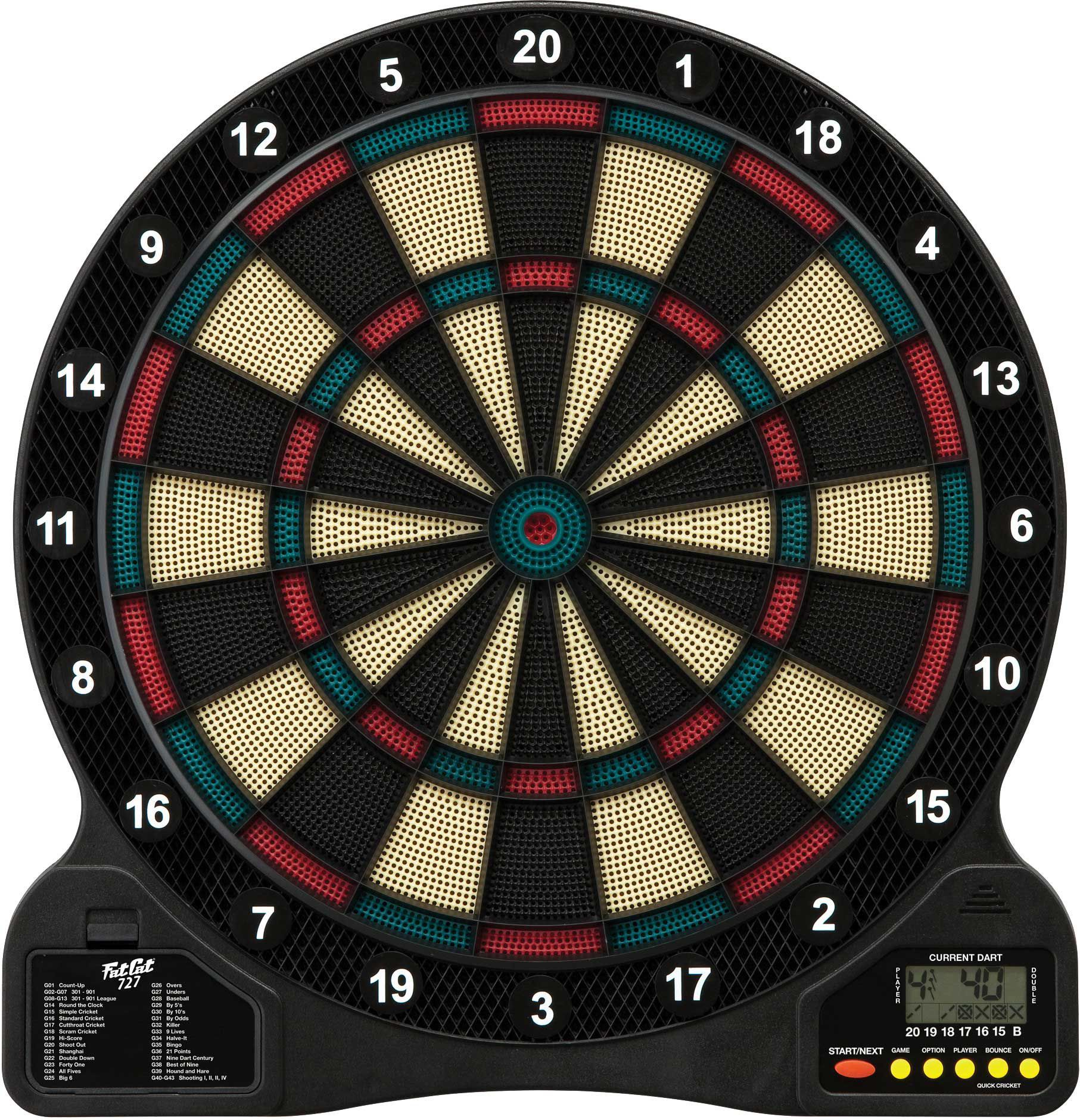Section Class Productdescription Div Class Product Component P Let The Fat Cat 727 Electronic Dartboard Provide Years Of