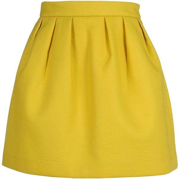 Maison Kitsuné Mini Skirt