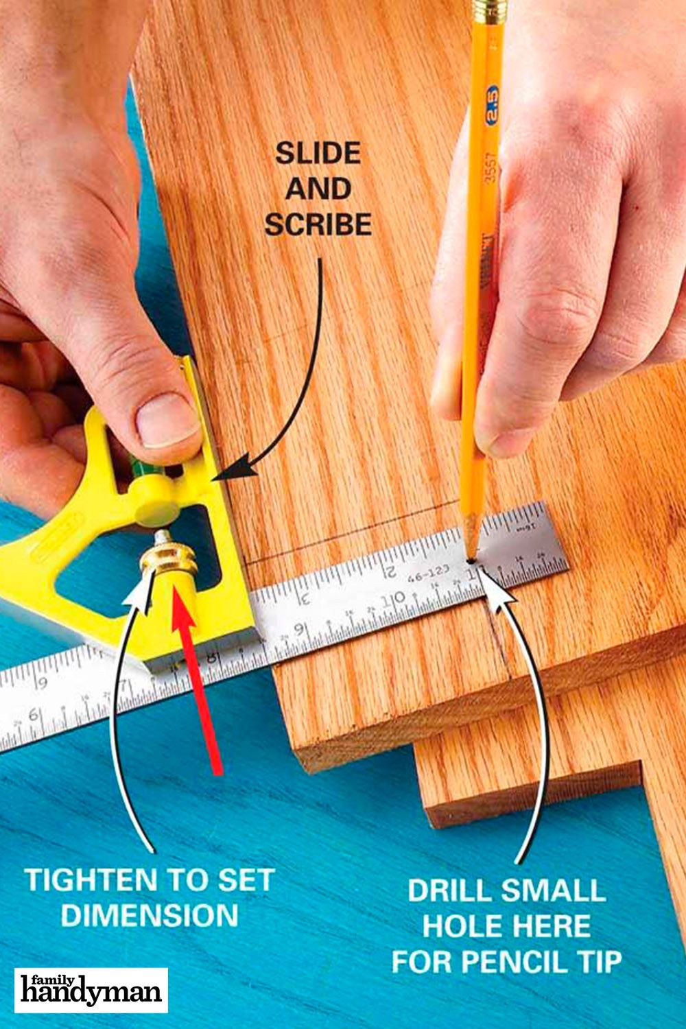 Measuring Tips and Techniques for DIYers #familyhandymanstuff