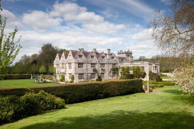 1590 1603 C 1650 Wiltshire Estate Stockton Warminster