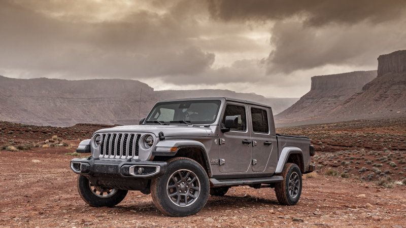 2020 Jeep Gladiator Overland Video Review Jeep Gladiator Gladiator Overlanding