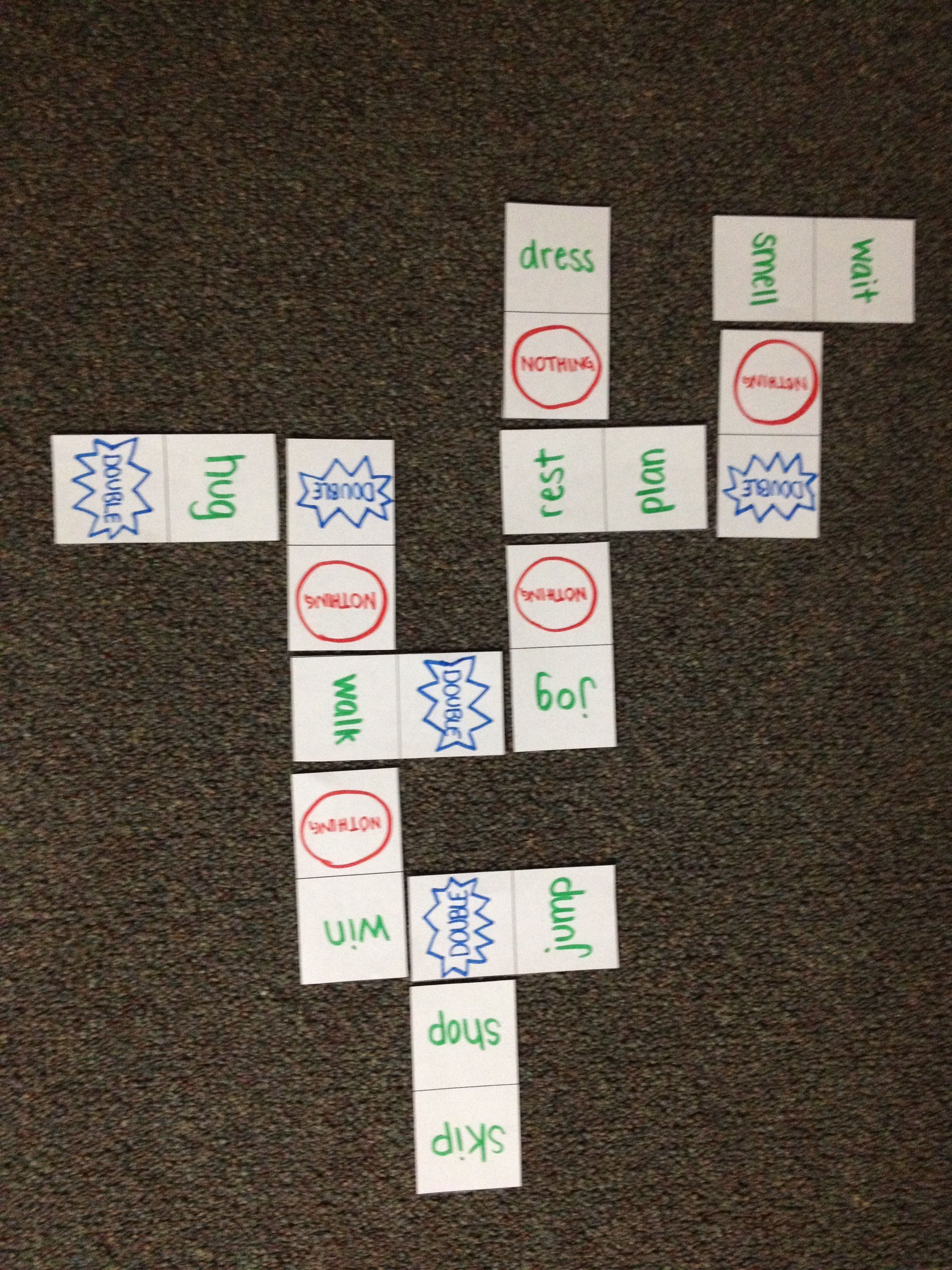 Double Or Nothing Dominoes A Game For When To Double The