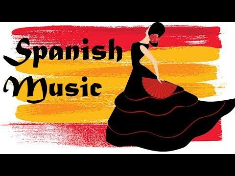 Beautiful romantic spanish guitar music